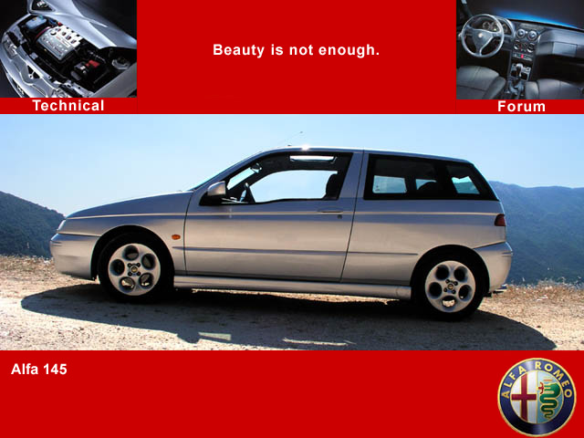 Alfa-Romeo 145 photo 14
