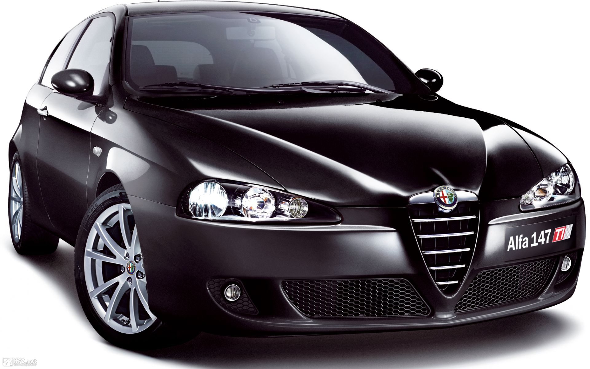 alfa romeo 147 history photos on better parts ltd. Black Bedroom Furniture Sets. Home Design Ideas