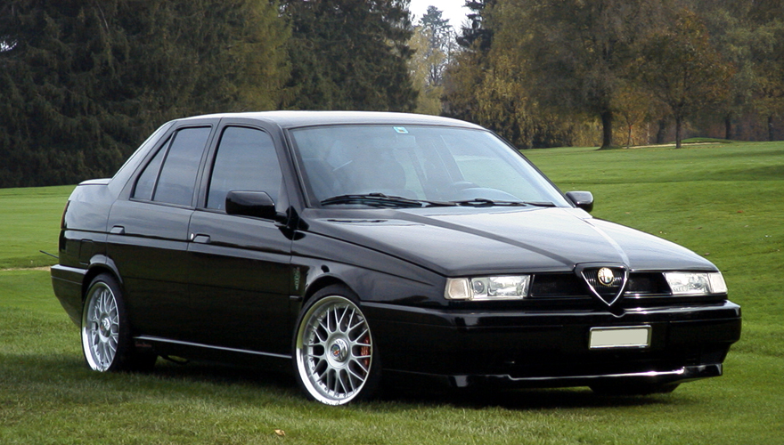 Alfa-Romeo 155 photo 10