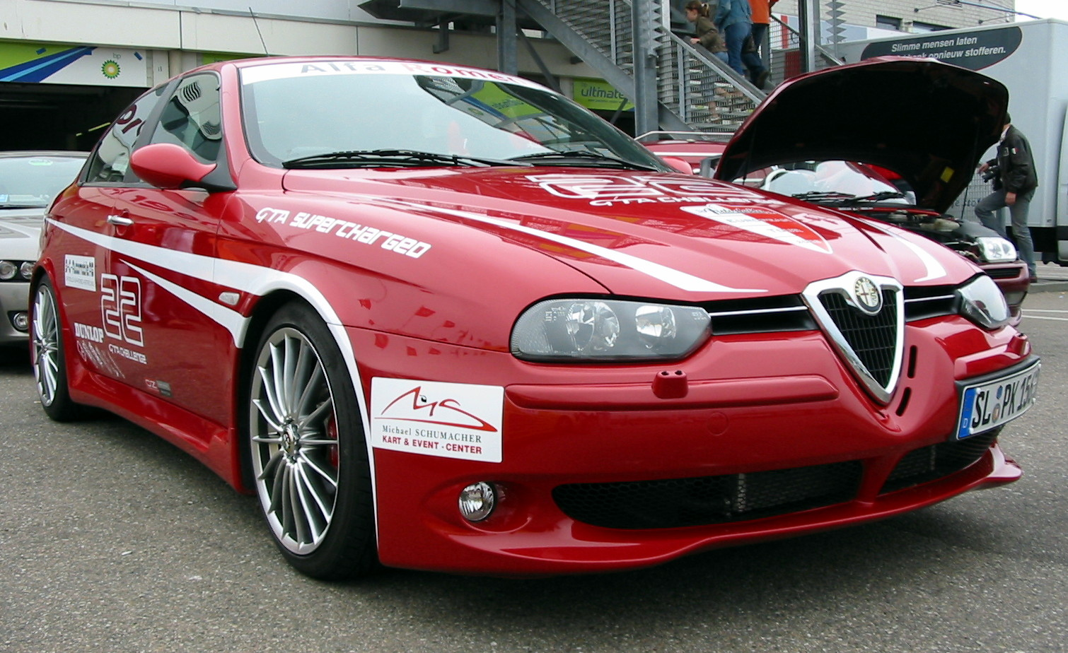 Alfa-Romeo 156 photo 01
