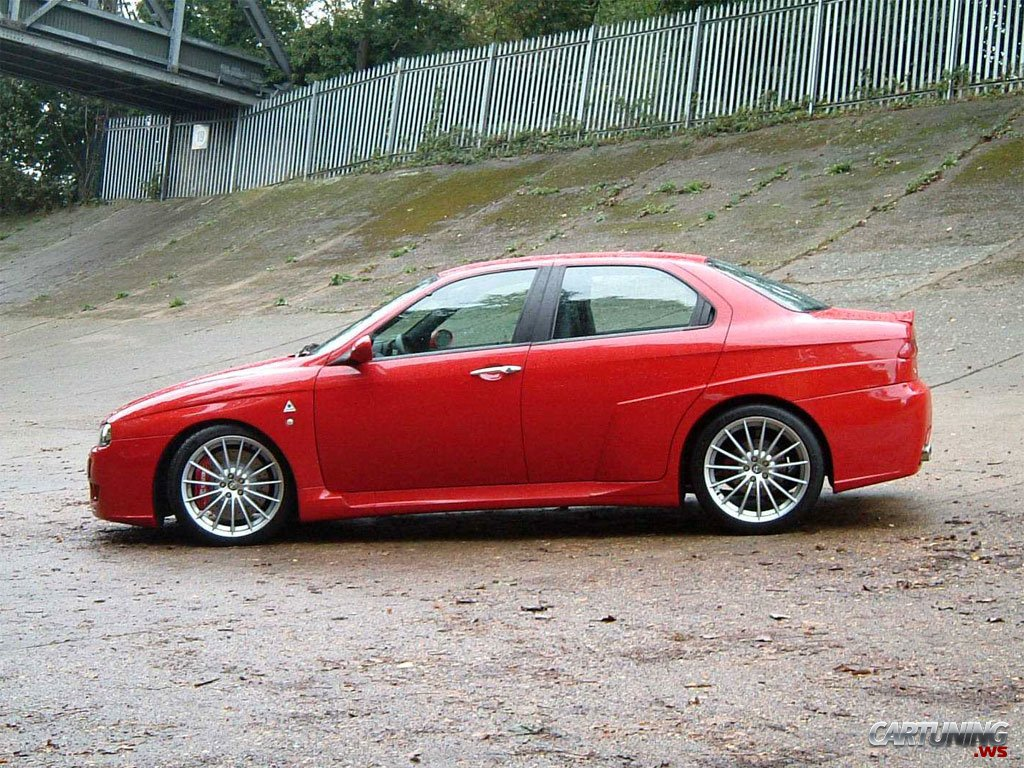 Alfa-Romeo 156 photo 06