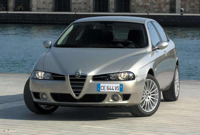 Alfa-Romeo 156 photo 08