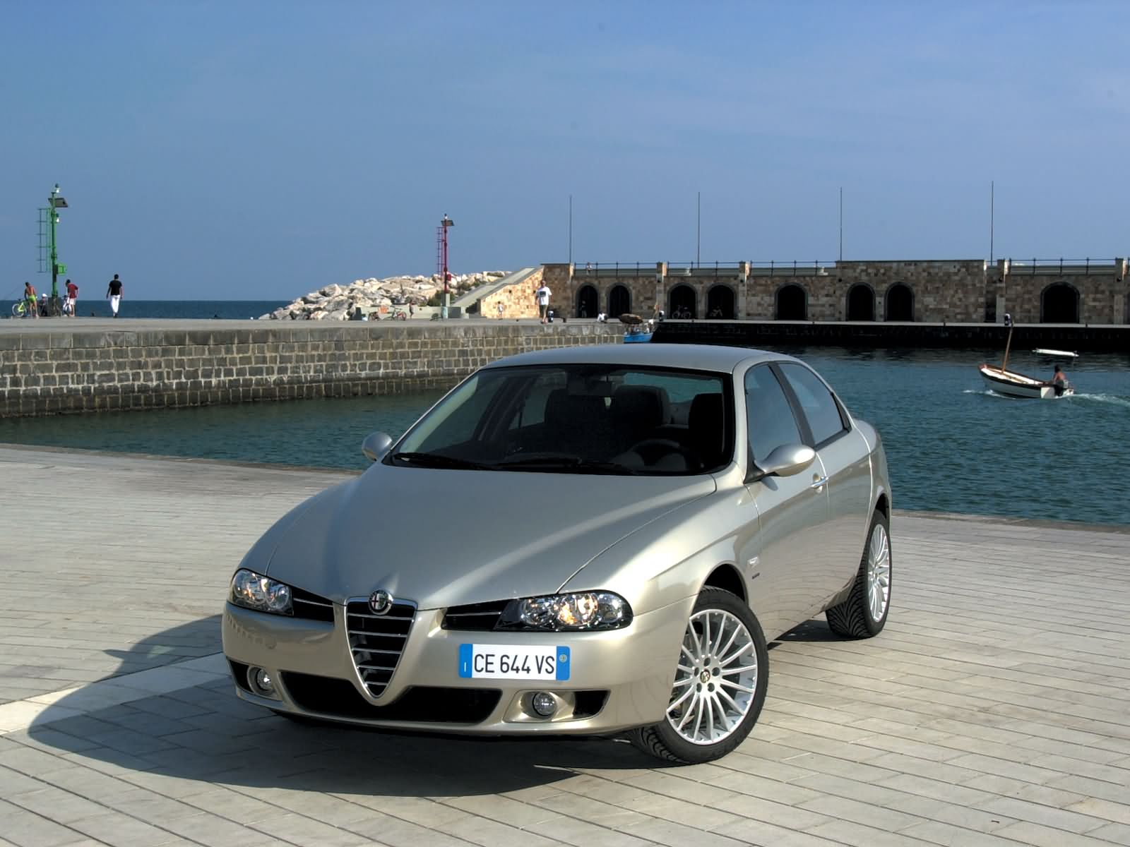 Alfa-Romeo 156 photo 14