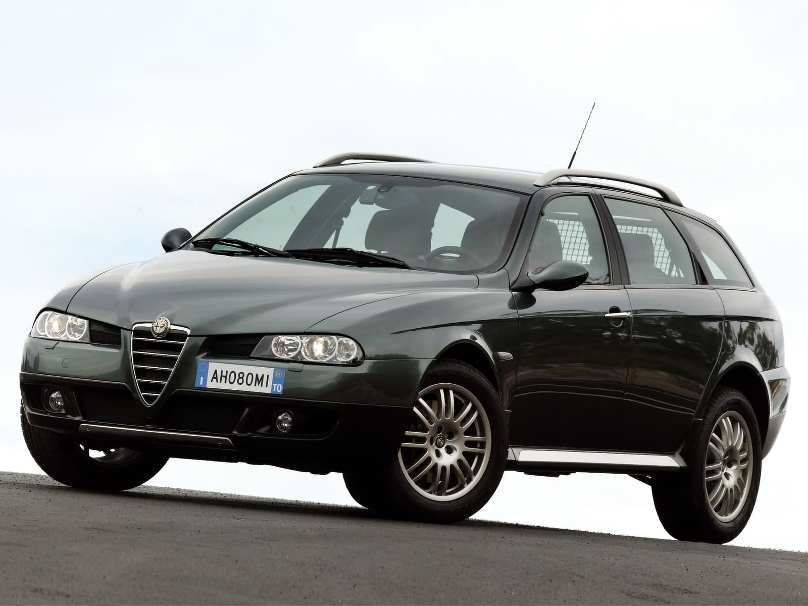 alfa romeo 156 crosswagon technical details history photos on better parts ltd. Black Bedroom Furniture Sets. Home Design Ideas
