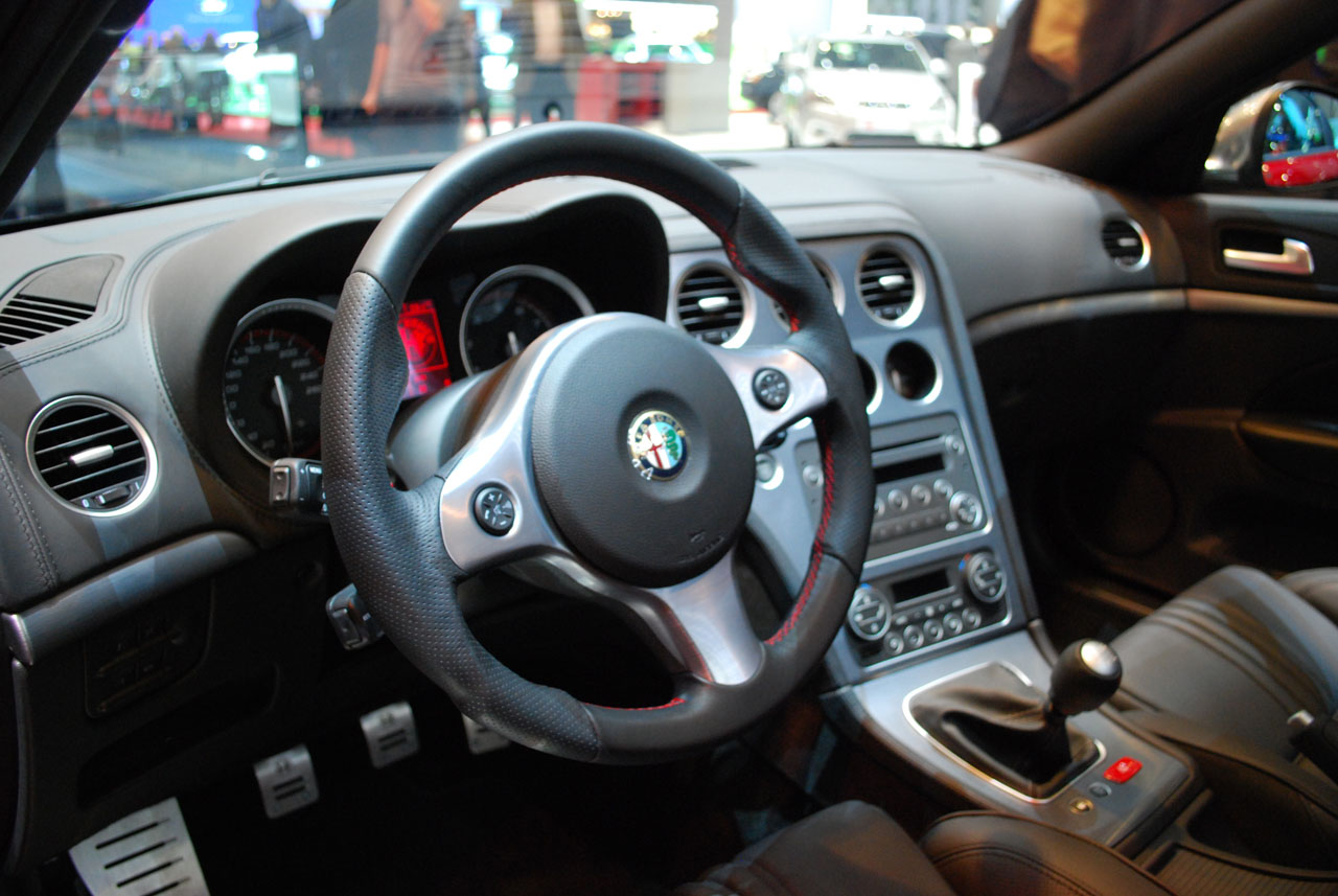 Alfa romeo 159 history photos on better parts ltd for Alfa romeo 159 interieur