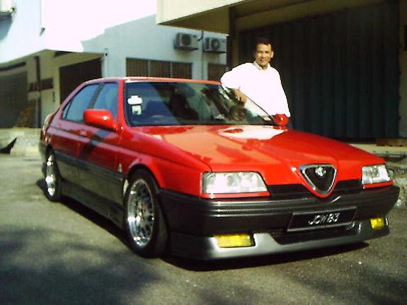 Alfa-Romeo 164 photo 06