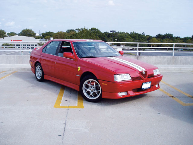 Alfa-Romeo 164 photo 09