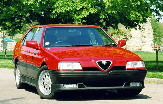 Alfa-Romeo 164 photo 10