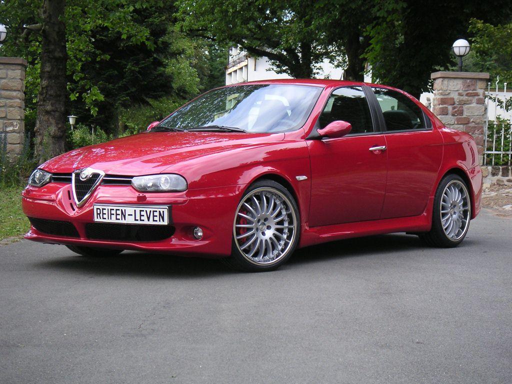 Alfa-Romeo 166 Photos #12 On Better Parts LTD