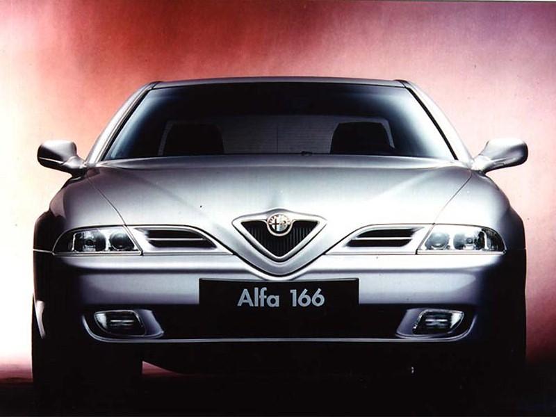 ... Alfa-Romeo 166 image #14