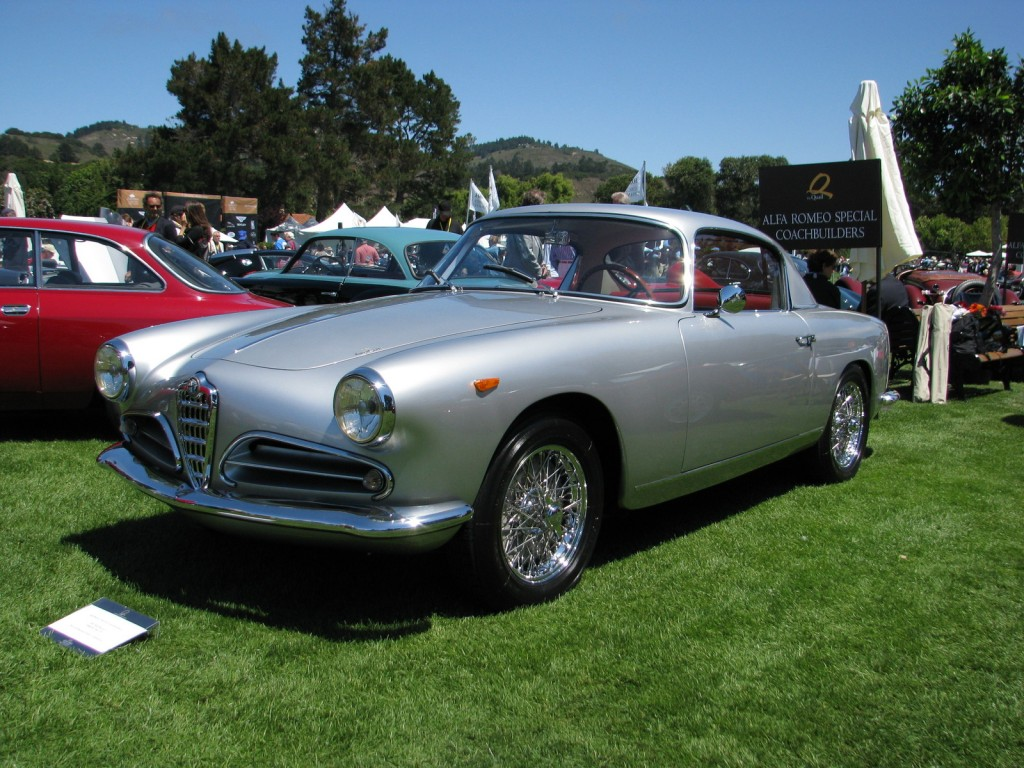 Alfa-Romeo 1900 photo 07