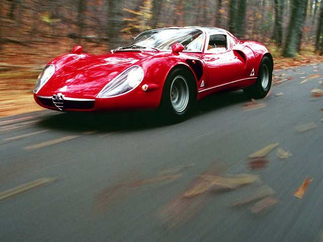 Alfa-Romeo 33 photo 07