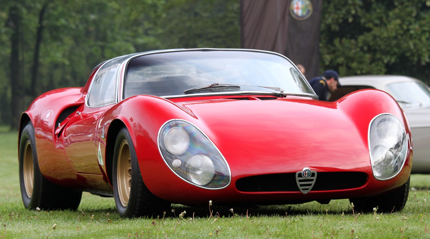 Alfa-Romeo 33 photo 09
