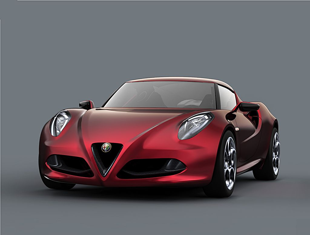 Alfa-Romeo 4C photo 07