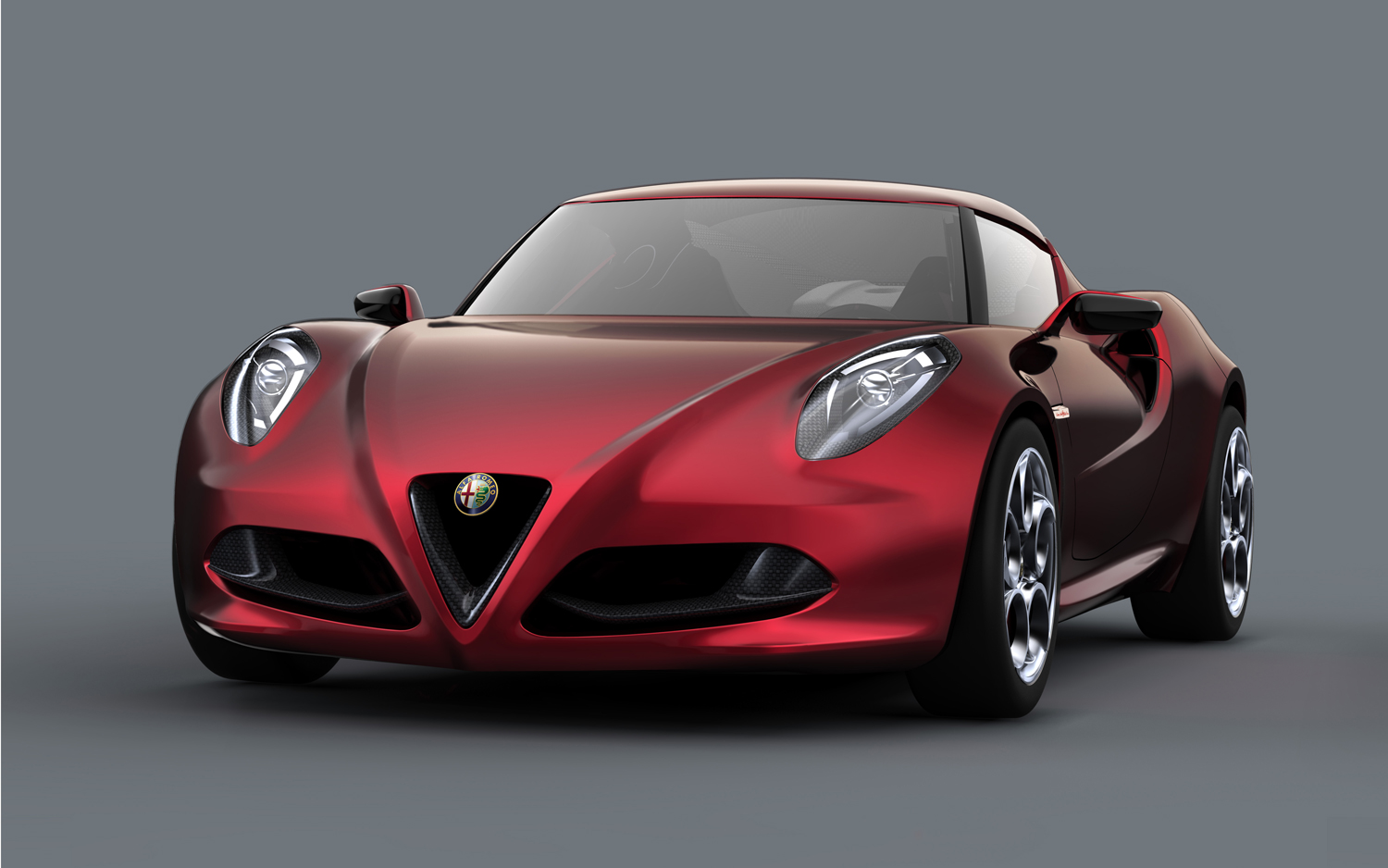 Alfa-Romeo 4C photo 13