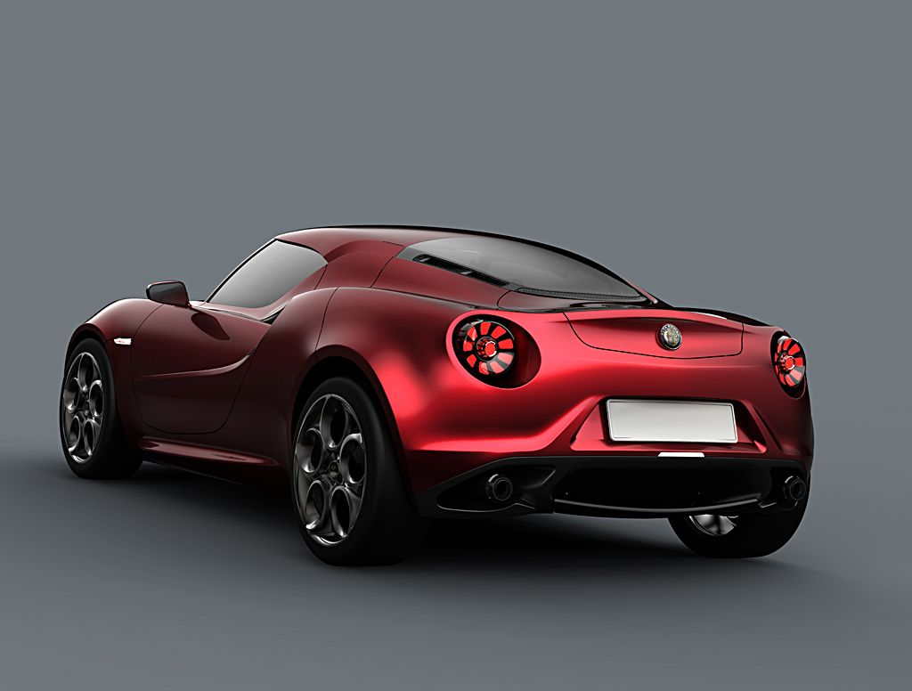 Alfa-Romeo 4C photo 16
