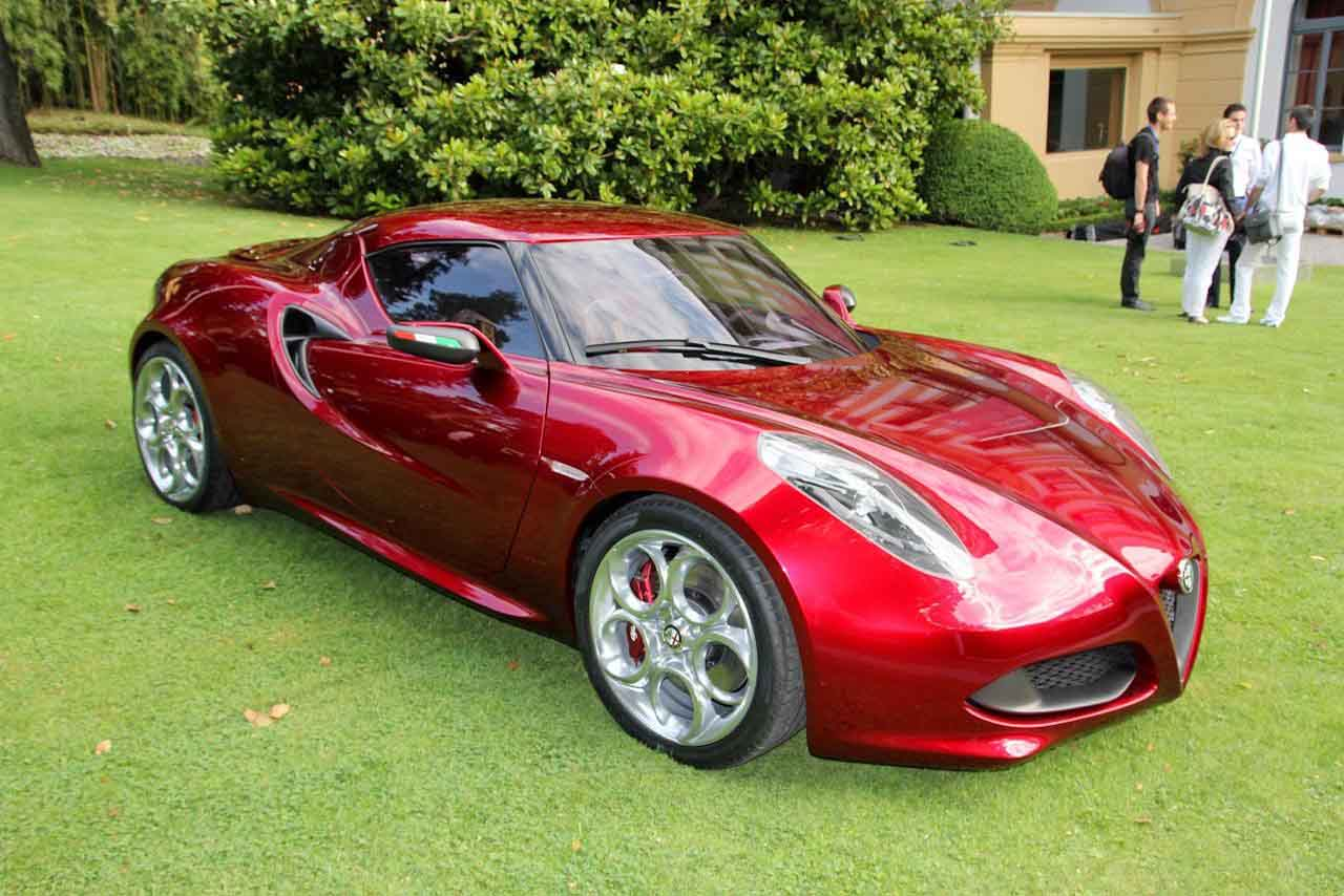 Alfa-Romeo 4C photo 18
