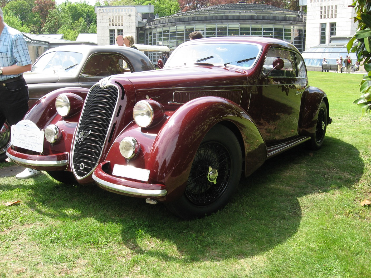 Alfa-Romeo 6C 2500 photo 03