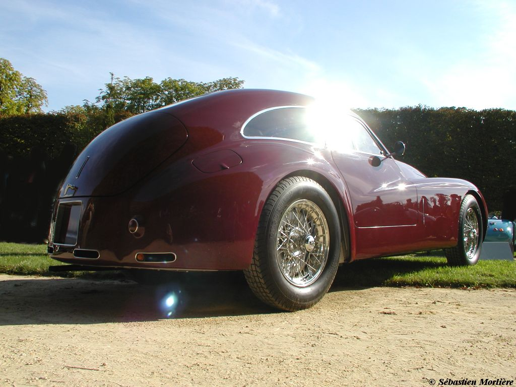 Alfa-Romeo 6C 2500 photo 06