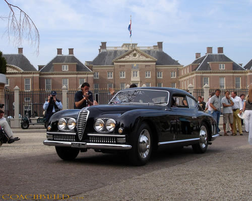Alfa-Romeo 6C 2500 photo 07