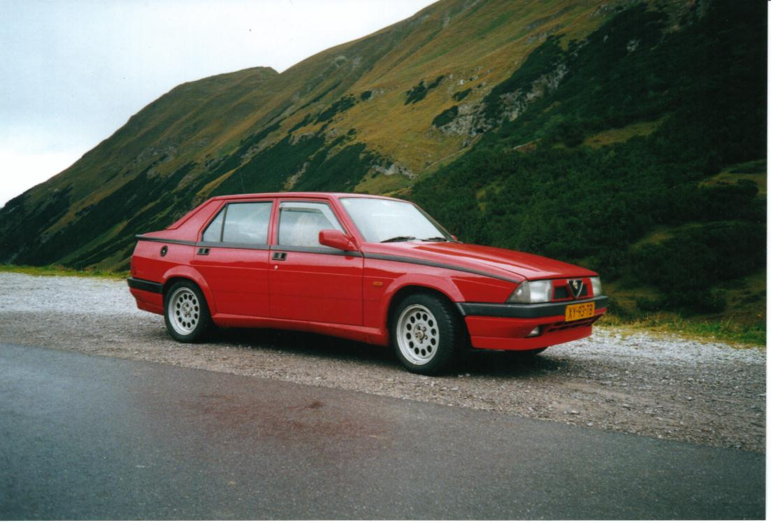 Alfa romeo 75 milano for sale 14