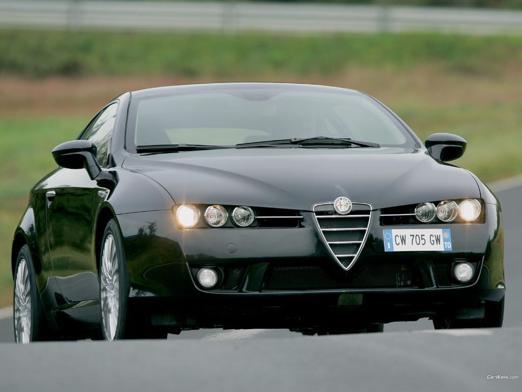 Alfa-Romeo Brera photo 06