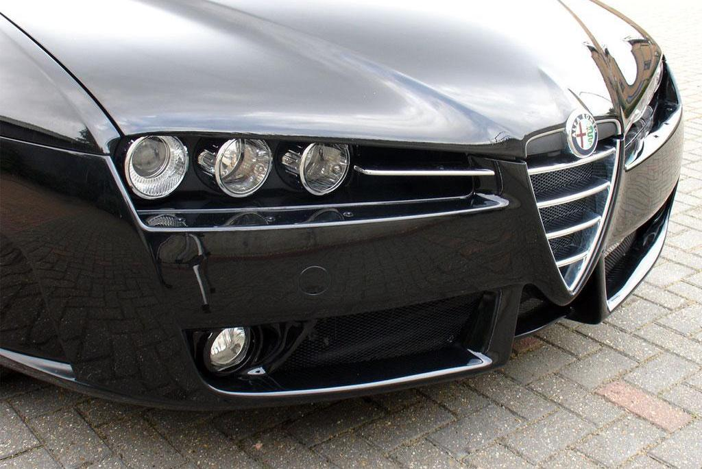 Alfa Romeo Brera History Photos On Better Parts Ltd