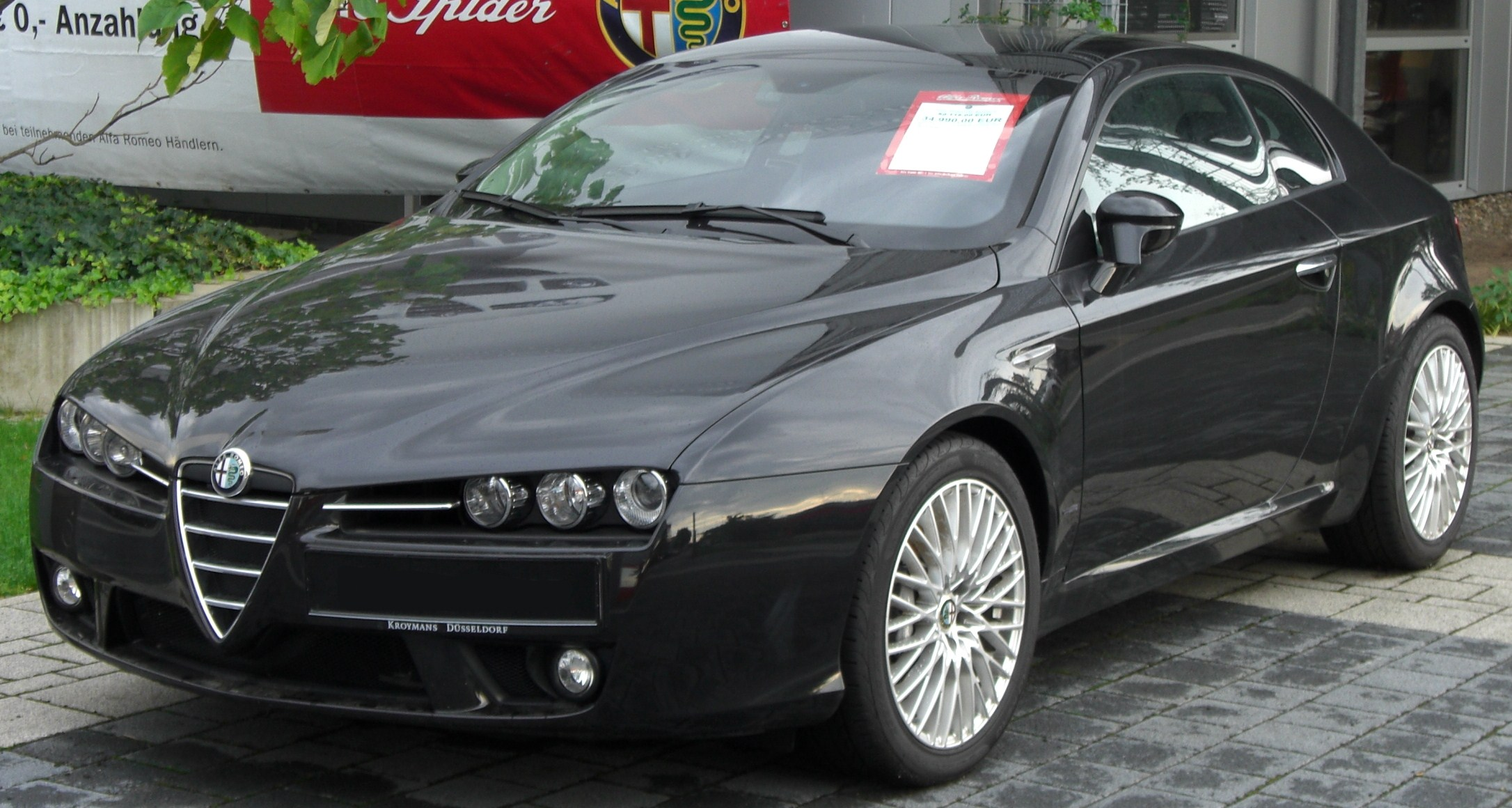 Alfa-Romeo Brera photo 09