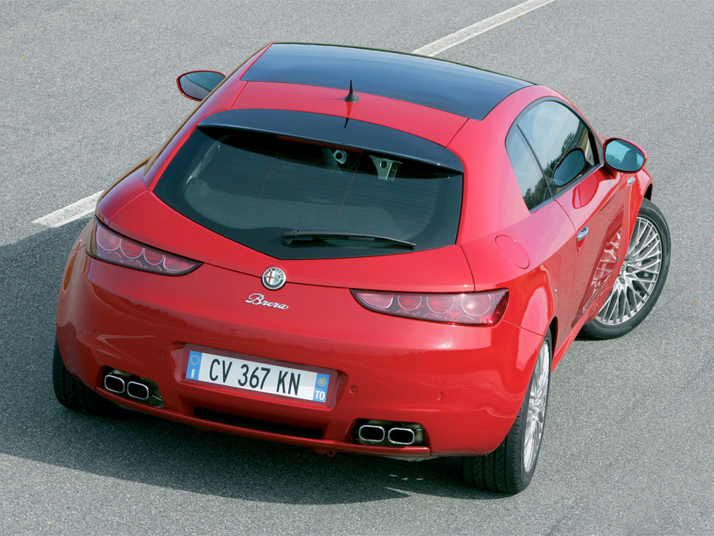 Alfa-Romeo Brera photo 10
