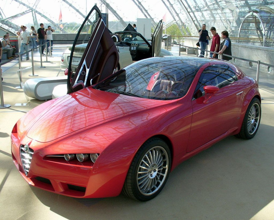Alfa-Romeo Brera photo 11