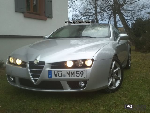 Alfa-Romeo Brera 3.2 JTS V6 24V Q4 photo 04