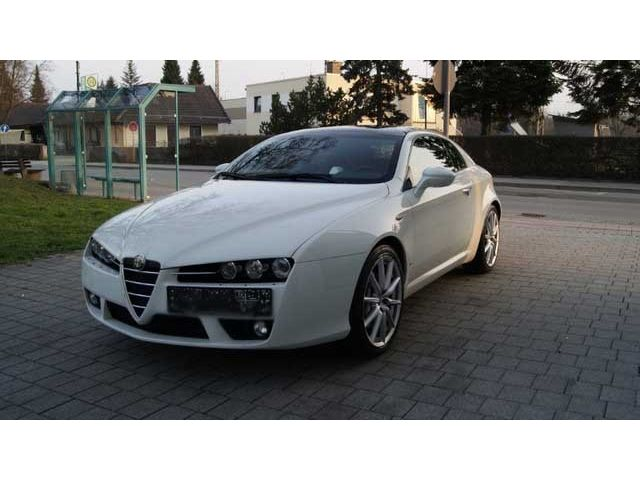 alfa romeo brera 3 2 jts v6 24v q4 technical details history photos on better parts ltd. Black Bedroom Furniture Sets. Home Design Ideas