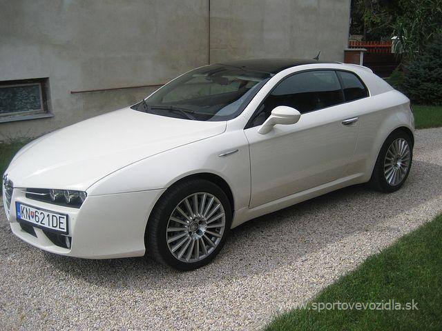 Alfa-Romeo Brera 3.2 JTS V6 24V Q4 photo 07