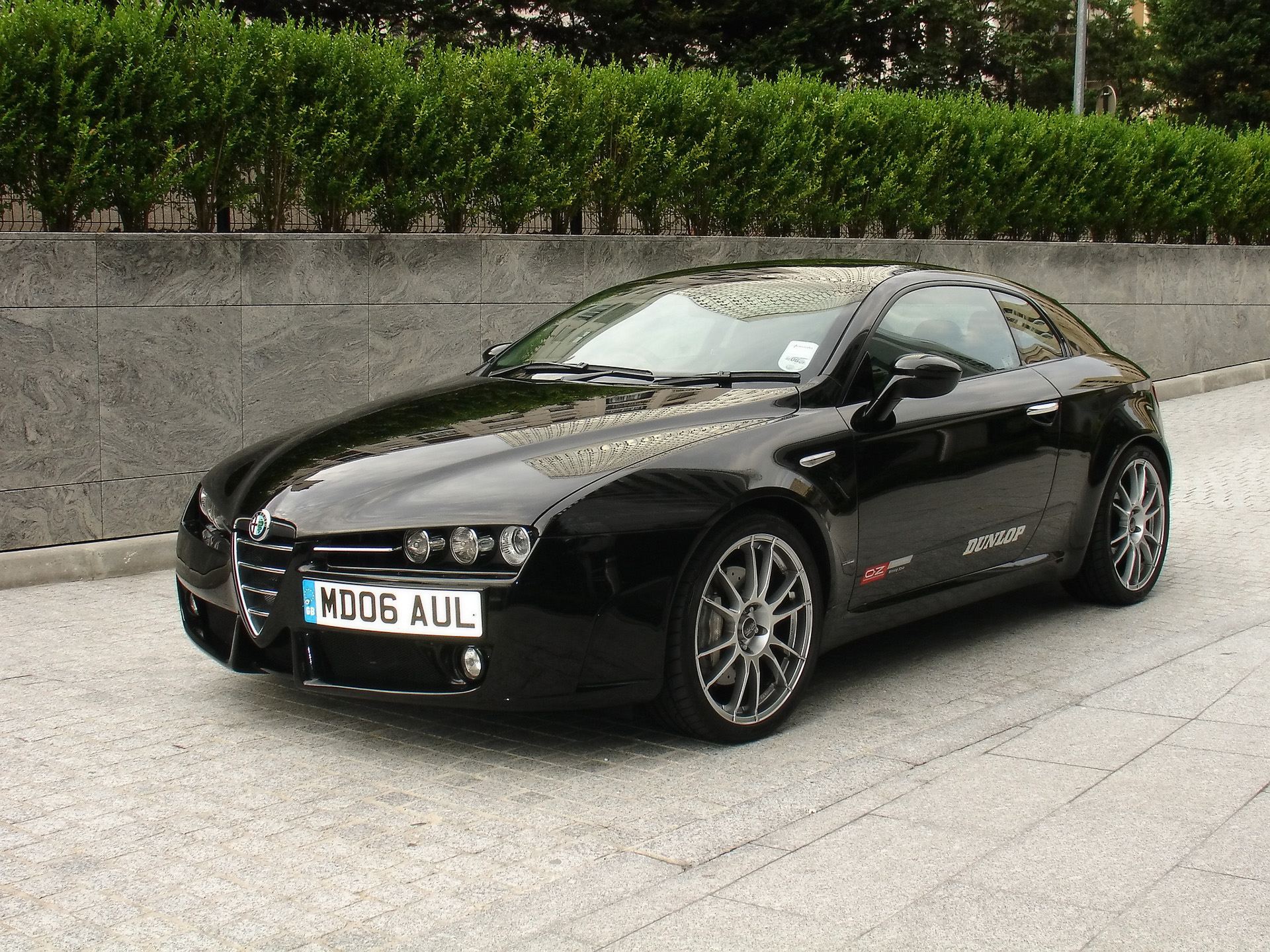 Alfa-Romeo Brera Sky View photo 06