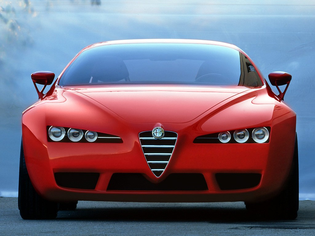 Alfa-Romeo Brera Sky View photo 13