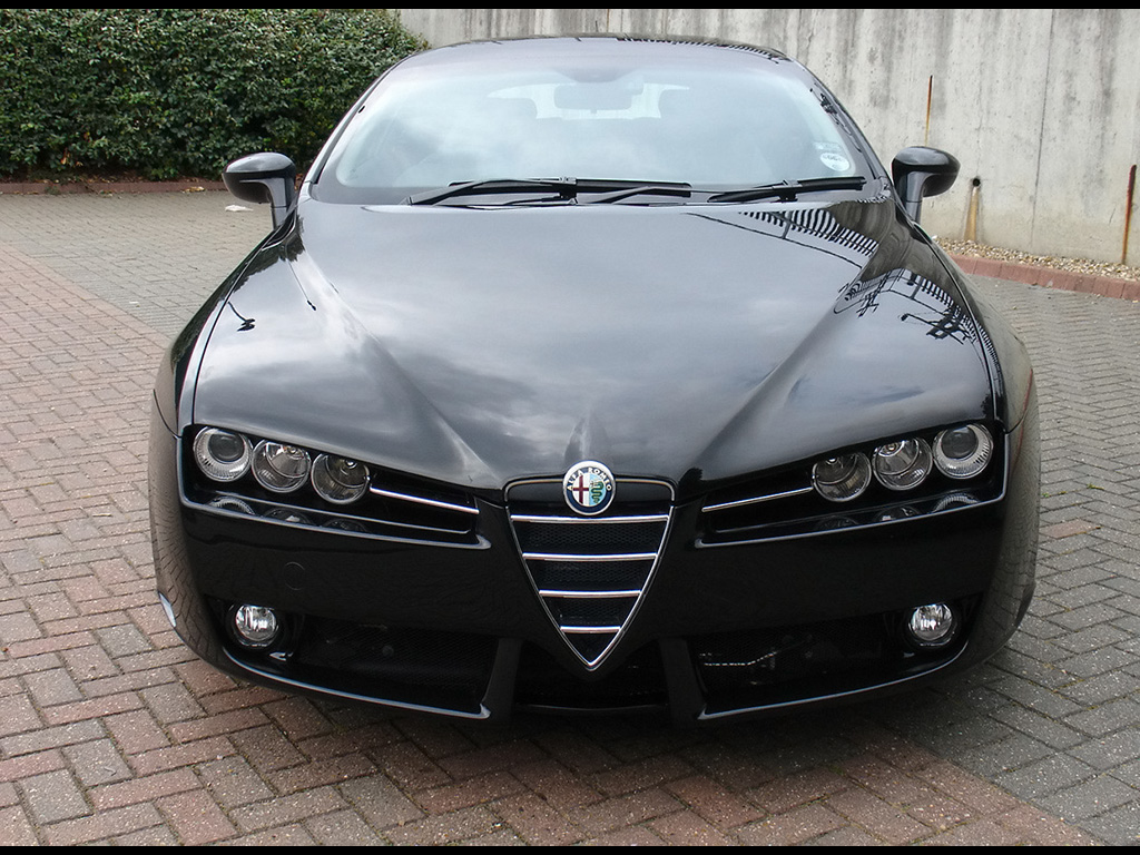 Alfa-Romeo Brera Sky View photo 14