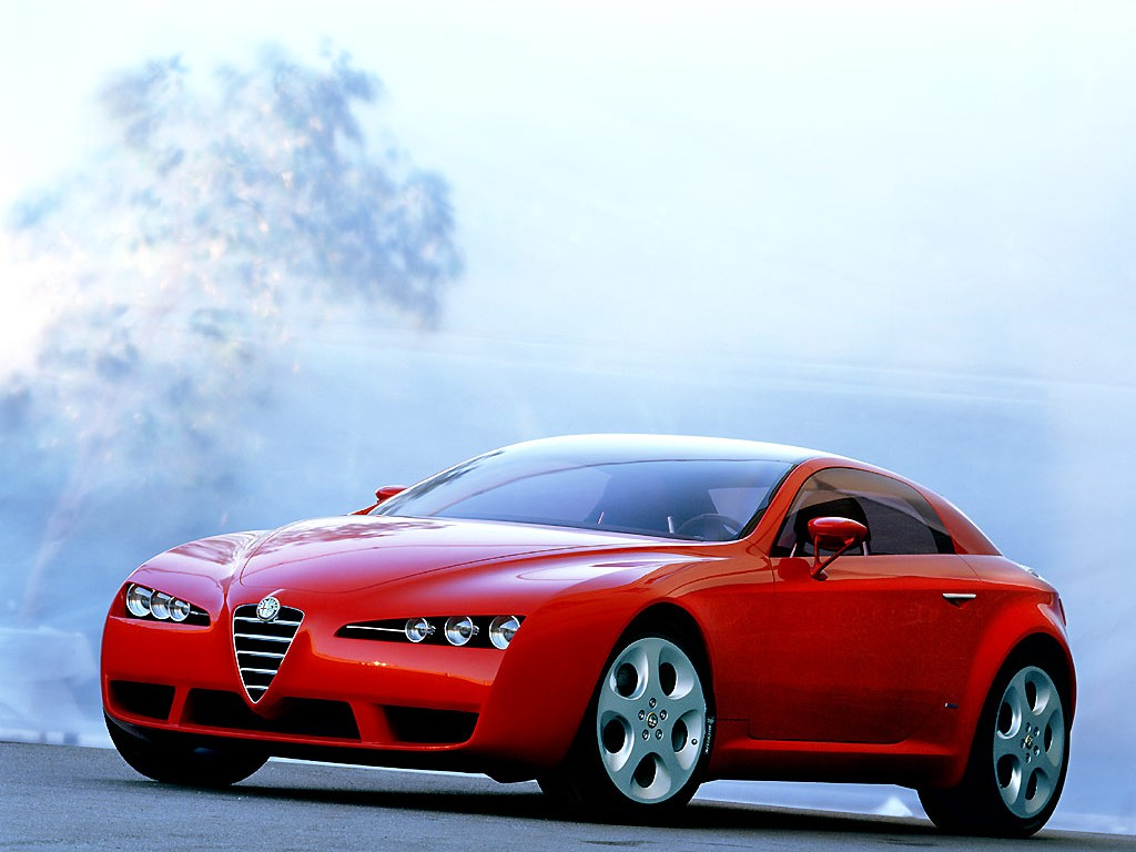 Alfa-Romeo Brera Sky View photo 15