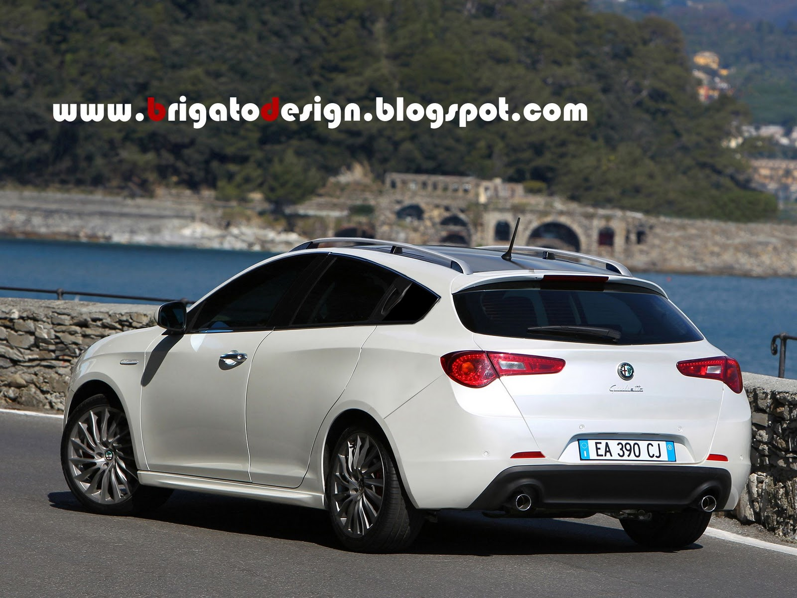 alfa romeo giulietta sportwagon technical details history. Black Bedroom Furniture Sets. Home Design Ideas