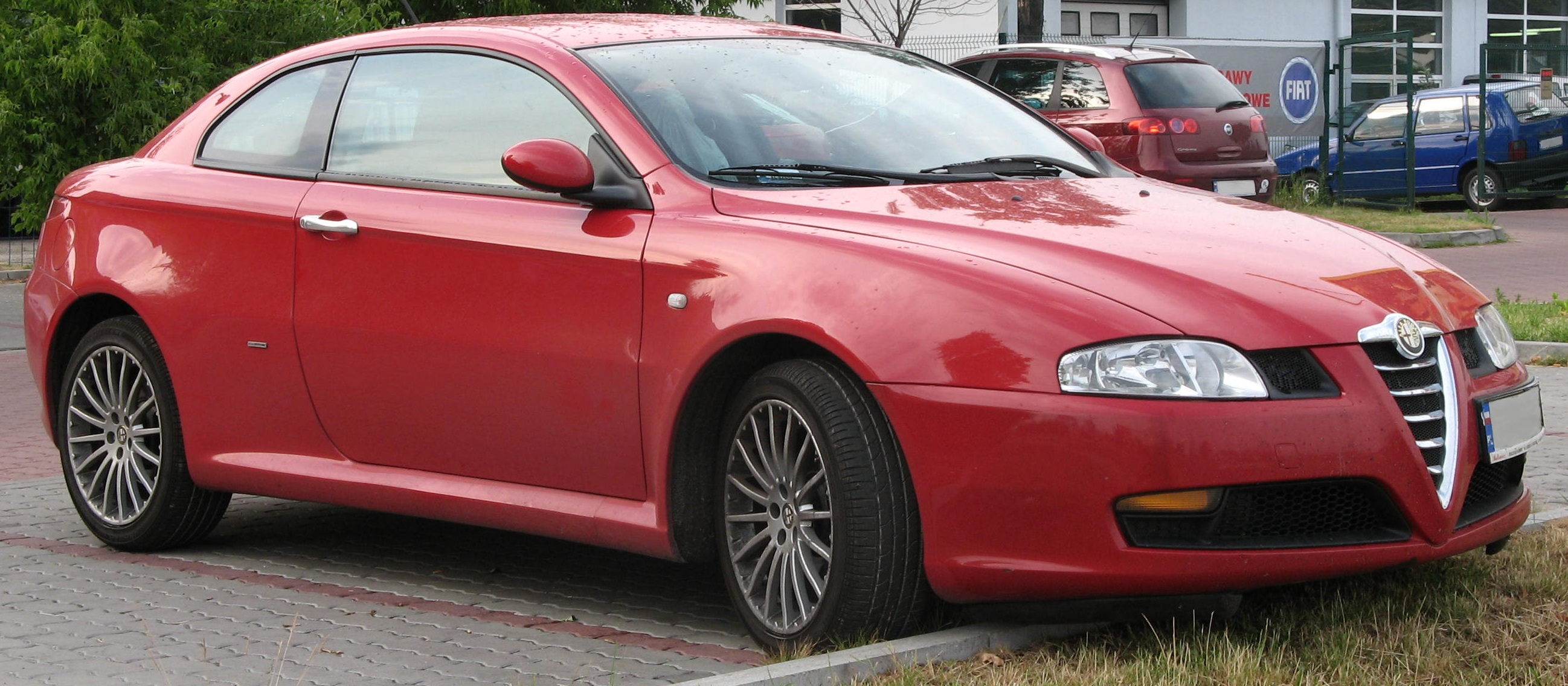 Alfa-Romeo GT photo 03