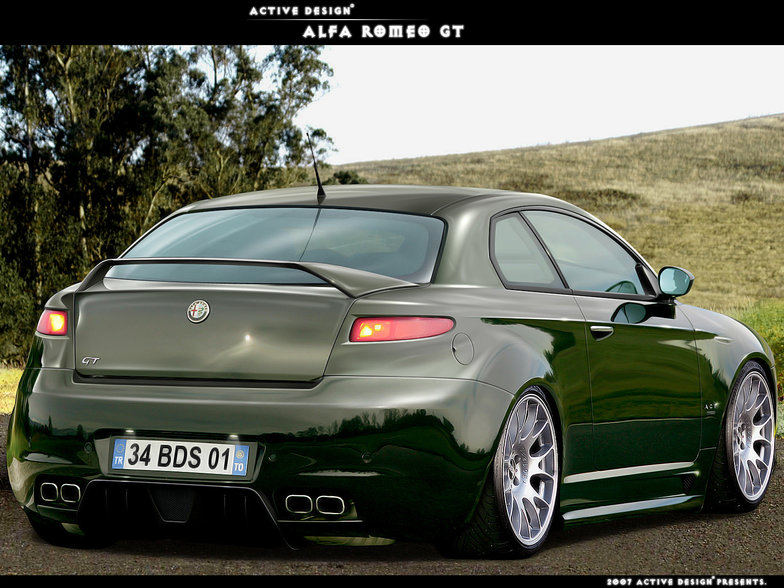 Alfa-Romeo GT photo 04