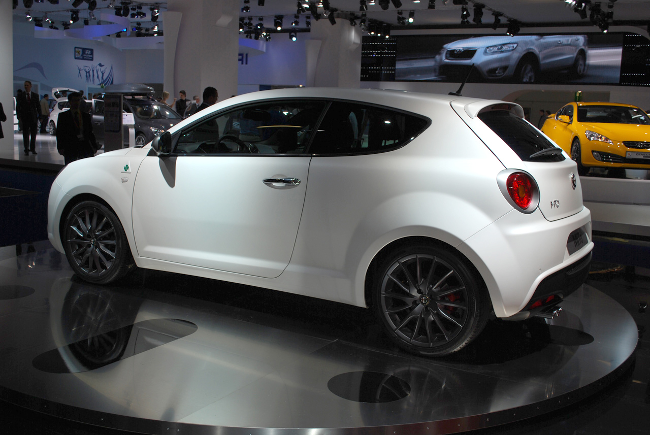 alfa romeo mito quadrifoglio verde technical details history photos on better parts ltd. Black Bedroom Furniture Sets. Home Design Ideas