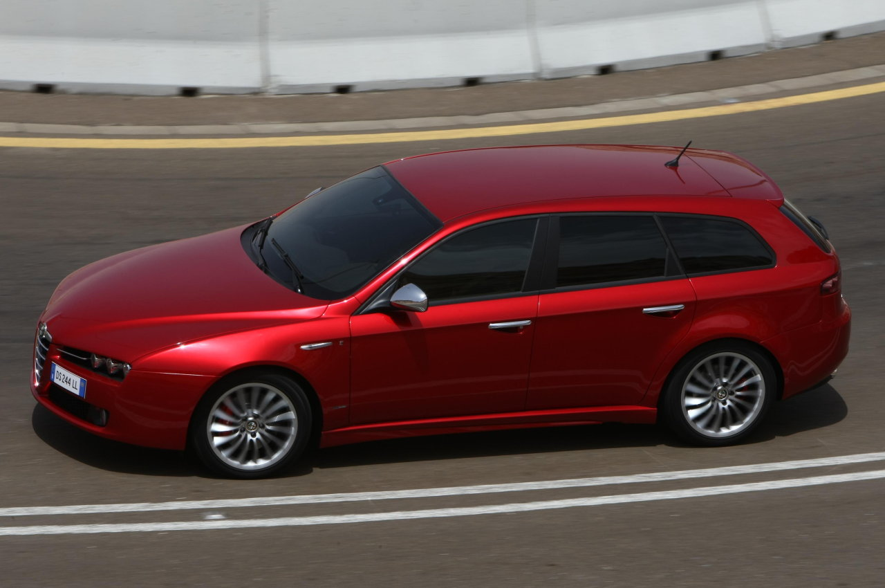 Alfa-Romeo Sportwagon photo 05