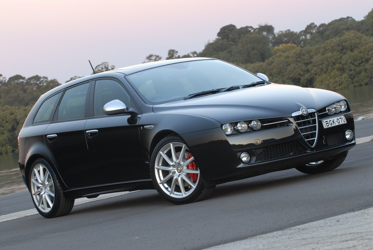 Alfa-Romeo Sportwagon photo 07