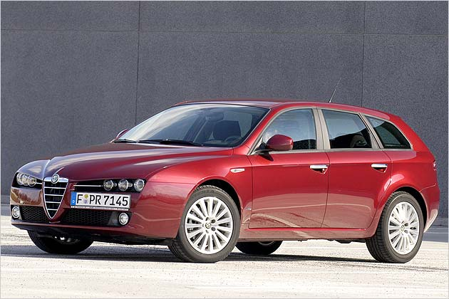 Alfa-Romeo Sportwagon photo 09
