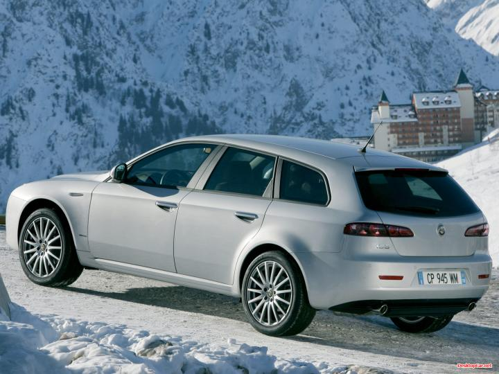 Alfa-Romeo Sportwagon photo 12