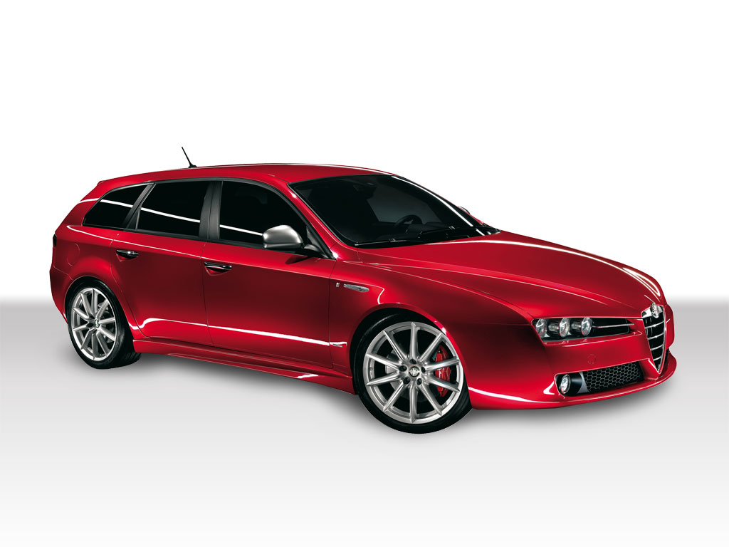 Alfa-Romeo Sportwagon photo 13