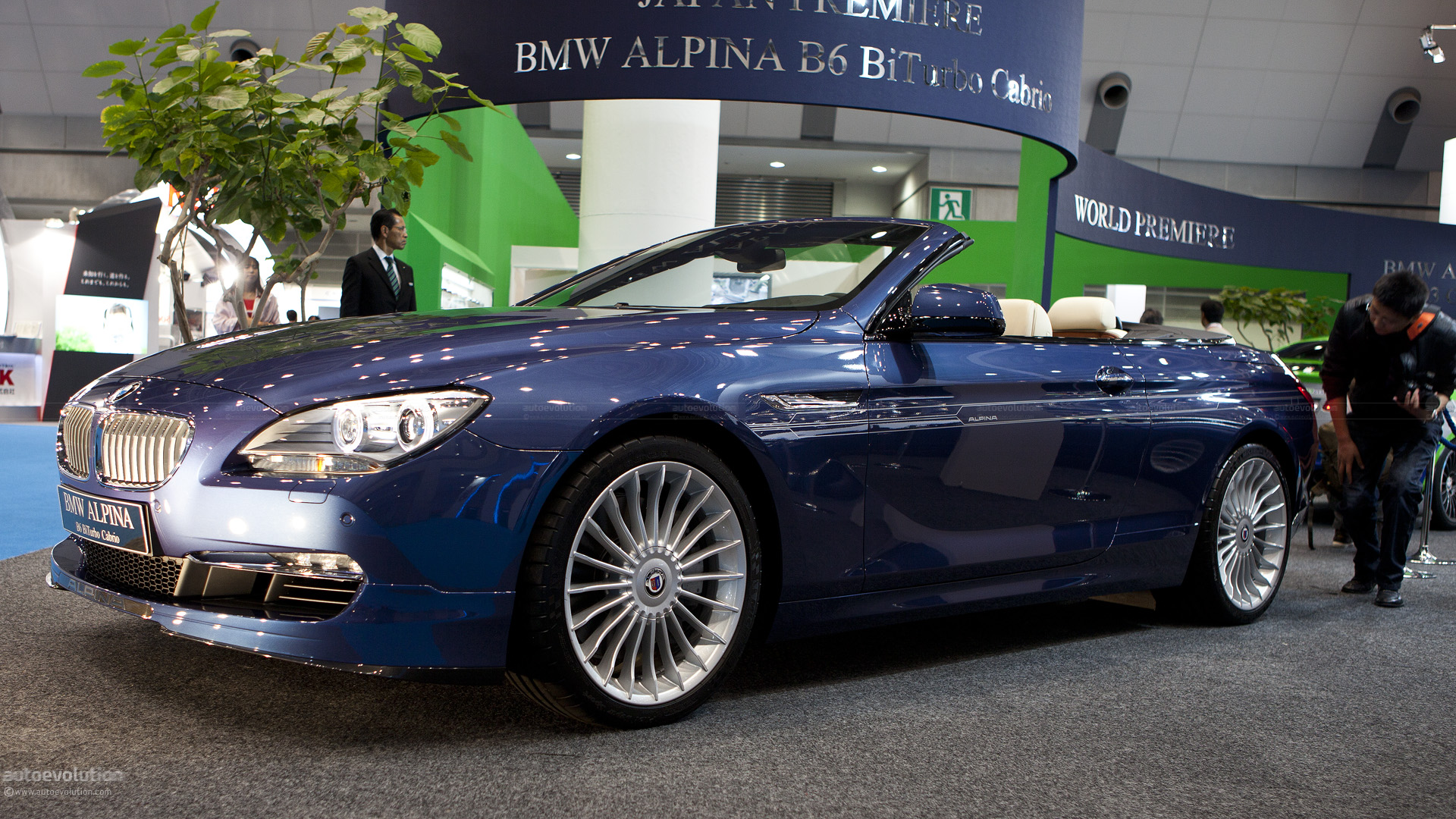 Alpina B6 Biturbo photo 01