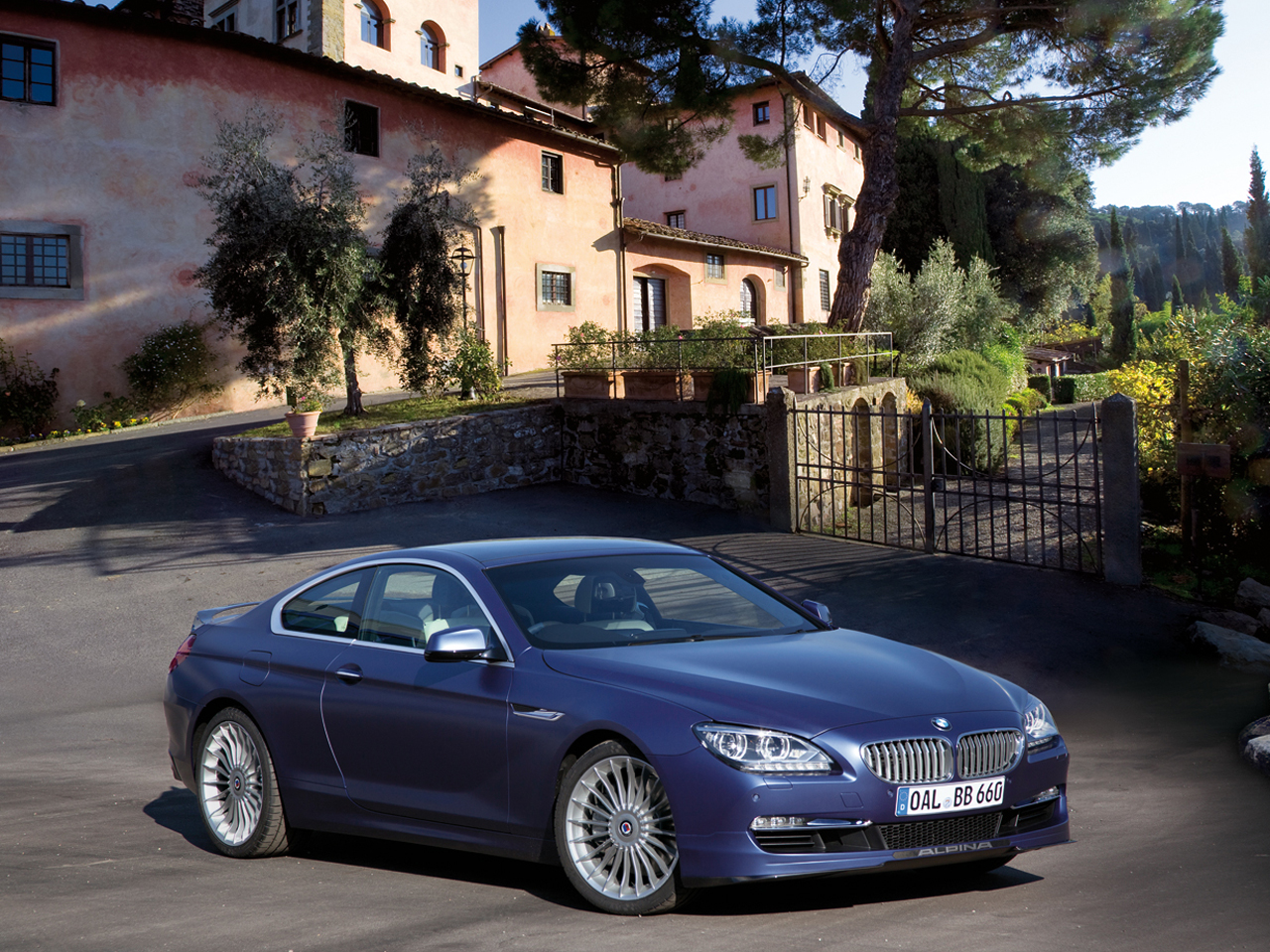 Alpina B6 Biturbo photo 04