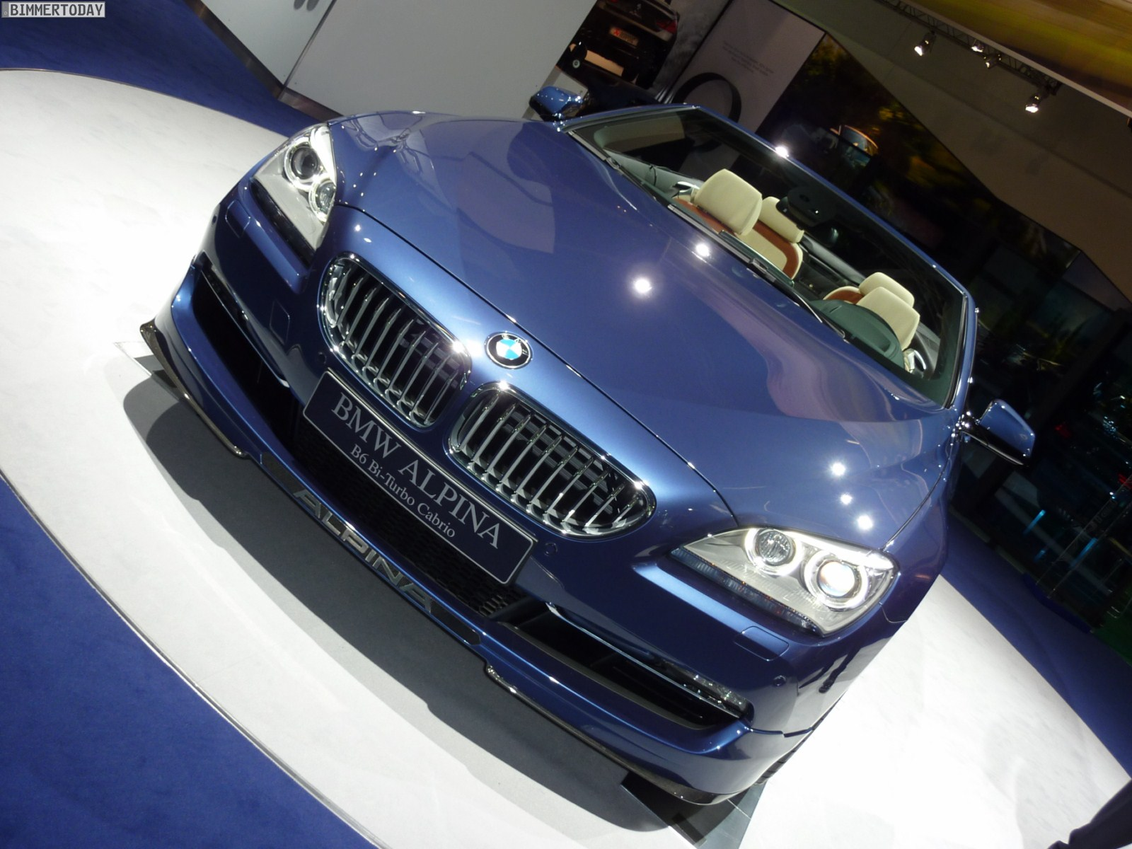 Alpina B6 Biturbo photo 05