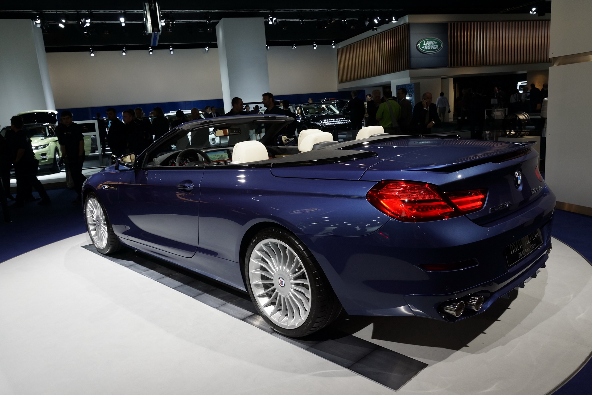 Alpina B6 Biturbo photo 06